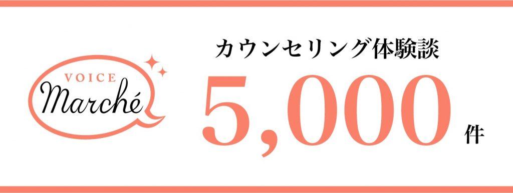 体験談5000
